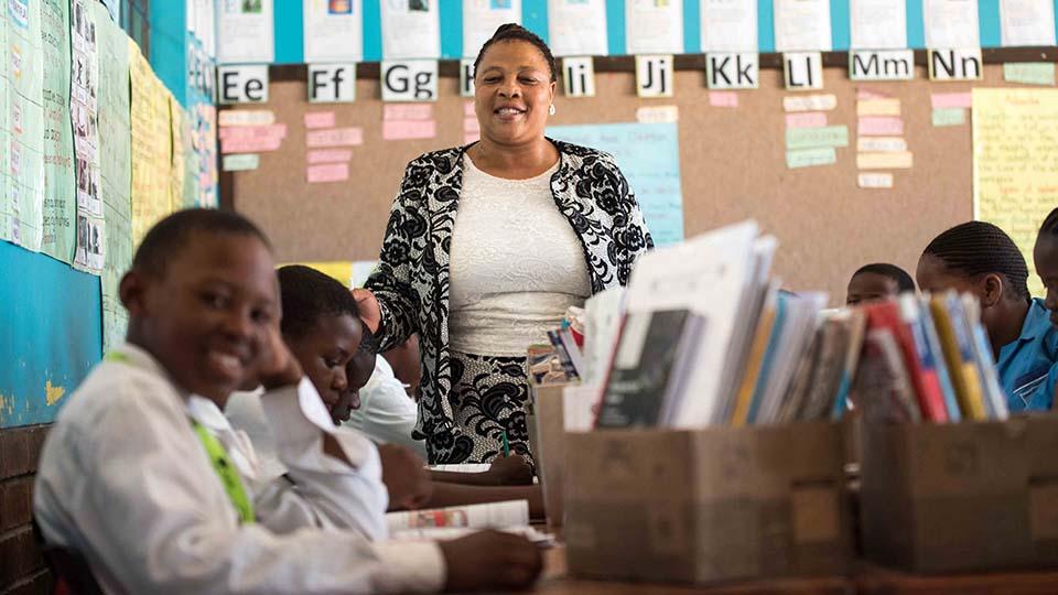 Ludwe Primary School