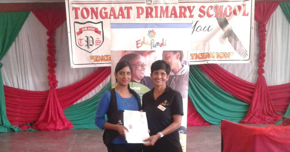 My Journey of Teaching Through the Guidance of my Mentor – Pam Naicker